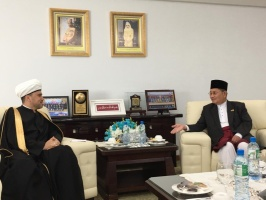 Cooperation strengthened between Muslims of Russia and Brunei