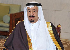 Congratulations of mufti sheikh Ravil Gaynutdin to the new Custodian of the Two Holy Mosques King Salman of Saudi Arabia