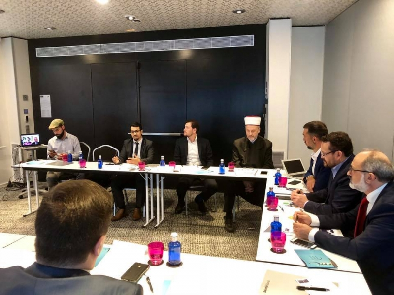 European Muslim Forum holds foundation meeting in Barcelona