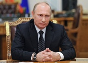 Vladimir Putin congratulated Russia's Muslims with Eid al-Fitr