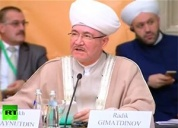 "Mufti sheikh Ravil Gaynutdin is taking part in the session of strategic vision group ""Russia and the Islamic World"""