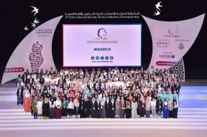 Russians participate in International Arabic Debating Championship in Qatar