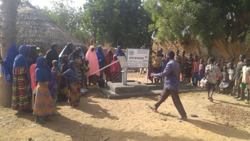 В Нигере построены колодцы в честь известных татарских ученых