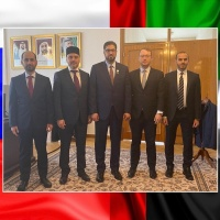 Meeting with the UAE Ambassador