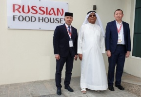 Tasting pavilion with Russian food opens in Dubai