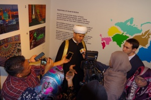 Photo exhibition about Islamic traditions in Russia opened in Brunei