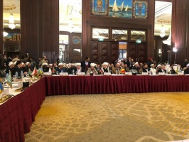 RMC delegation participated in 29th international conference in Egypt