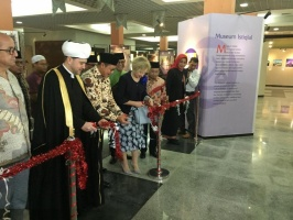 """Islamic traditions in Russia"" exhibition opens in Indonesia"