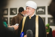 Chairman of Russia Muftis Council Supports Putin's Syrian Initiative