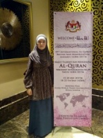 Muslim from Saratov represents Russia at Qur'an Reciting Competition in Malaysia