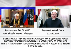 New milestone in relationship between Russia and Egypt