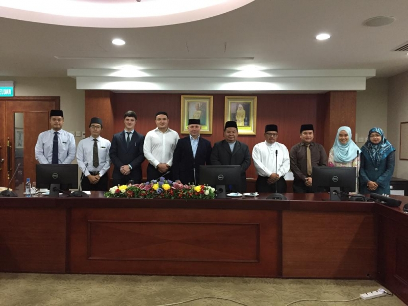 Russia and Brunei to develop halal industry
