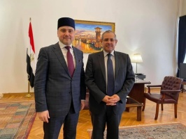 Cooperation with Egyptian Muslims: meeting at the Embassy of Egypt