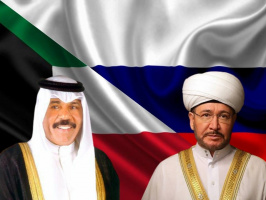 New Emir of Kuwait praised cooperation in the religious field between Russia and Kuwait