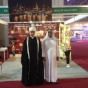 RMC delegation is taking part in halal exhibition and congress in United Arab Emirates
